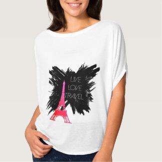 Chemise de l'ALPHA É Paris T-shirt