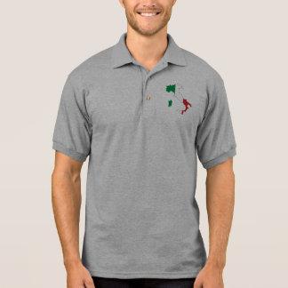 Chemise de l'Italie Polo