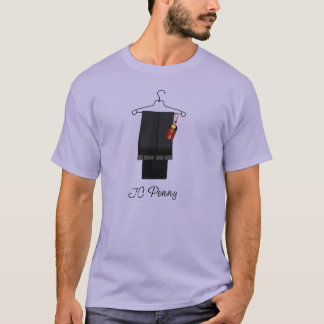 Chemise de marché boursier de JC Penny T-shirt