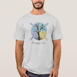 Chemise de marché boursier de saison de revenu t-shirt