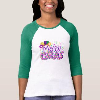 Chemise de mardi gras t-shirt