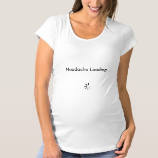 Chemise de maternité T-Shirt de maternité