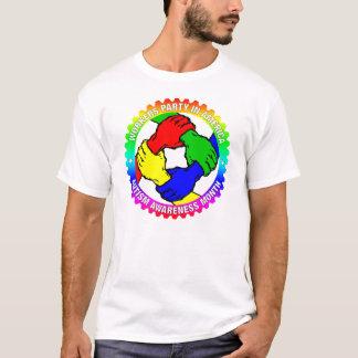 Chemise de mois de sensibilisation sur l'autisme t-shirt