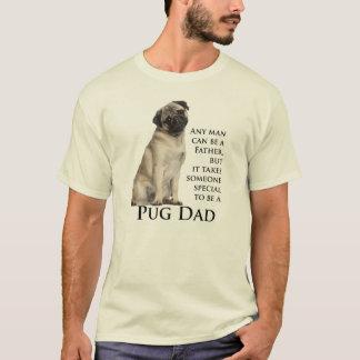 Chemise de papa de carlin t-shirt