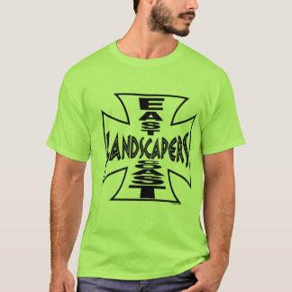 Chemise de paysagistes de Côte Est T-shirt