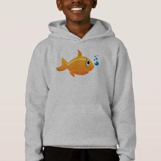 Chemise de poissons d'or