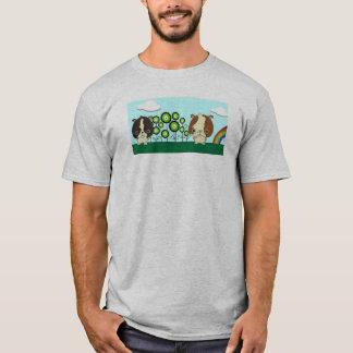 Chemise de style d'équipage d'ours de Hemi pour T-shirt