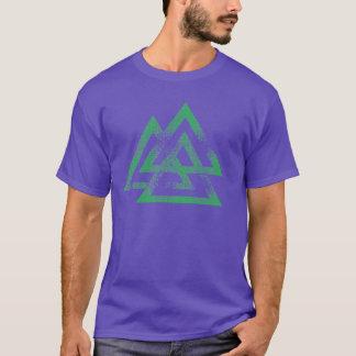 Chemise de Valknut des hommes T-shirt