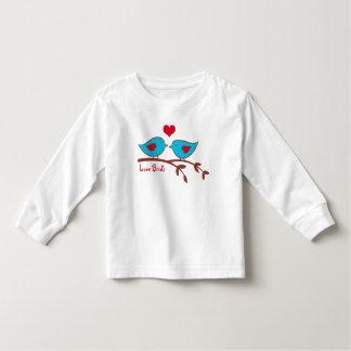 Chemise d'inséparables t-shirt pour les tous petits