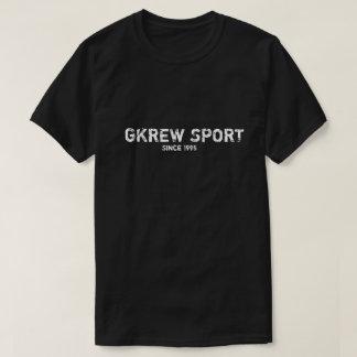 Chemise d'obscurité de sport de Gkrew T-shirt