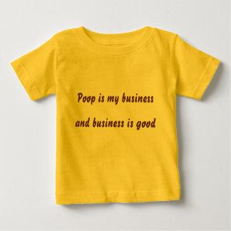 Chemise drôle de bébé t-shirt pour bébé