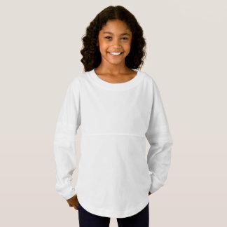 Chemise du Jersey de l'esprit des filles Maillot