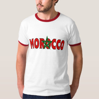 Chemise du Maroc T-shirt