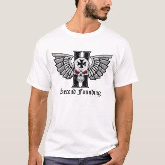 Chemise en second lieu de fondation de Templar T-shirt