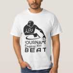 Chemise faite sur commande du DJ - choisissez le T Shirt
