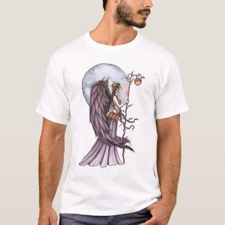 Chemise féerique de T-shirt d'automne gothique