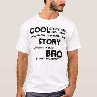 Chemise fraîche de Bro d'histoire T-shirt