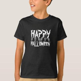 Chemise heureuse de Halloween T-shirt