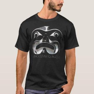Chemise indigène de souvenir de Haida de Vancouver T-shirt