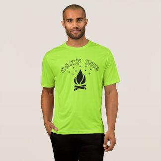 Chemise maximum de Bub de camp d'impact T-shirt