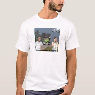 Chemise maximum de film de vitesse surmultipliée t-shirt