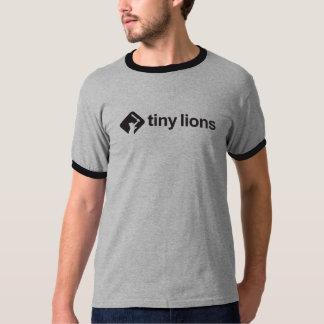 Chemise minuscule de sonnerie de lions t-shirt