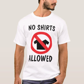 CHEMISE N'A PAS PERMIS le T-shirt