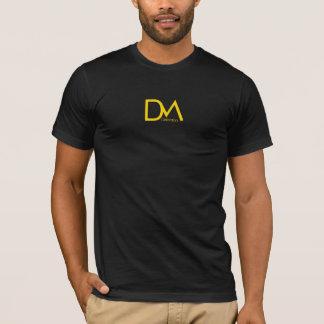 Chemise Noire-T de De Mario Collection T-shirt