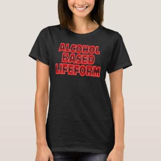 Chemise potable à base d'alcool de Lifeform T-shirt