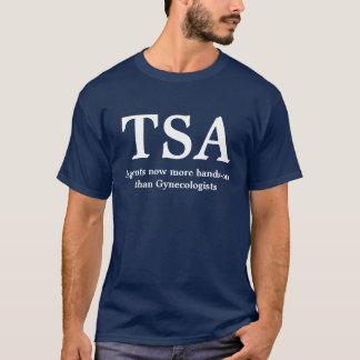 Chemise pratique de TSA T-shirt