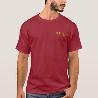 Chemise romaine de légion de SPQR T-shirt