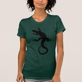 Chemises de reptile de débardeur du lézard des