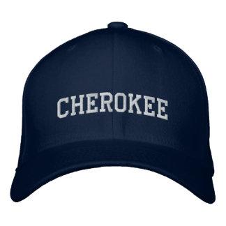 Cherokee Casquette Brodée