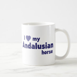 Cheval andalou mug