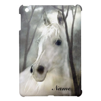 Cheval blanc coques pour iPad mini