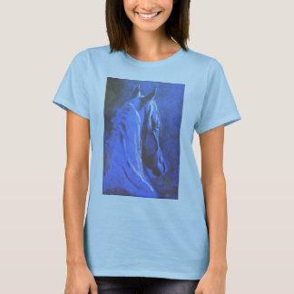 cheval bleu t-shirt
