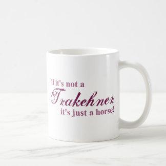 Cheval de Trakehner Mug