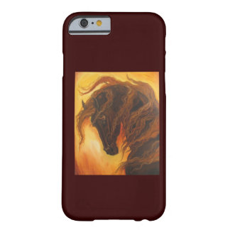 Cheval foncé coque iPhone 6 barely there