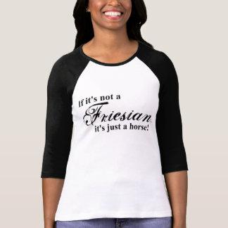 Cheval frison t-shirt
