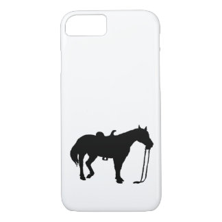 Cheval noir coque iPhone 7