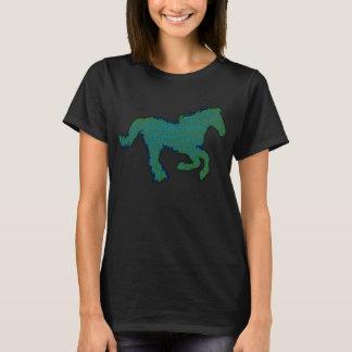 cheval vert t-shirt