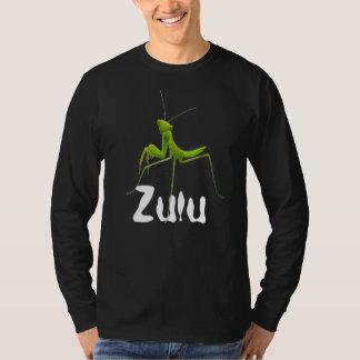 Cheval vert, zoulou tshirt