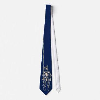 Chevalier dans la cravate bleue de recherche