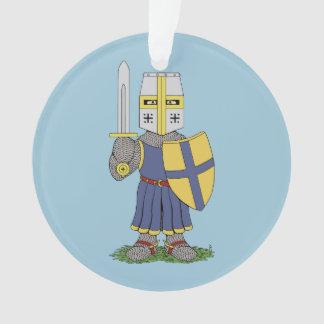 Chevalier médiéval mignon