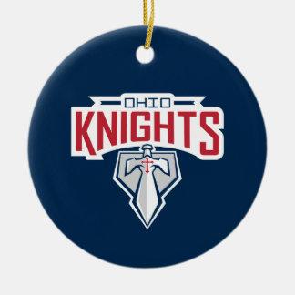 Chevaliers de l'Ohio - ornement de Noël