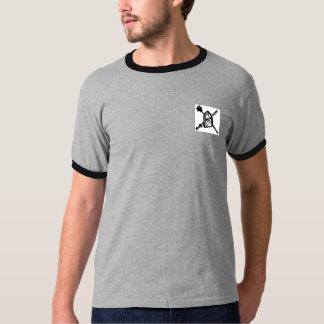 Chevaliers de Manesse de codex dans la chemise de T-shirt