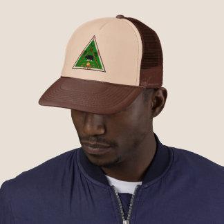 Chevaliers du casquette de logo de traînée