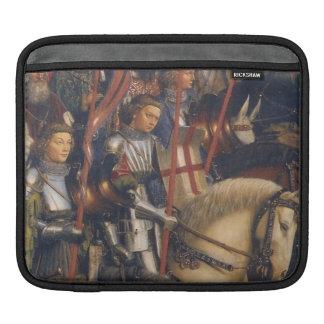 Chevaliers du Christ (retable de Gand), Jan van Poches Pour iPad