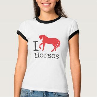 Chevaux I (de cheval) T-shirt