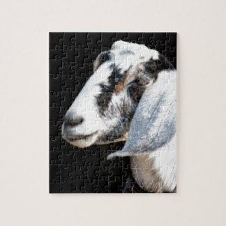 chèvre nubian puzzle